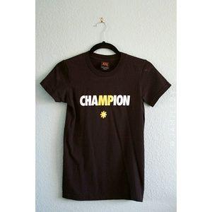 "Adapt | ""Champion"" Crewneck Tee"