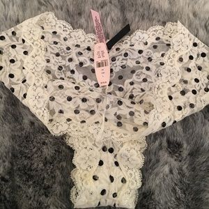 NWT Victoria's Secret lace panties