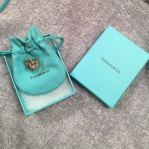 Tiffany & Co. Accessories - Tiffany & Co. Paloma Picasso Olive Leaf Band