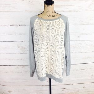 Xhilaration Sweaters - Lightweight Lace Sweater!