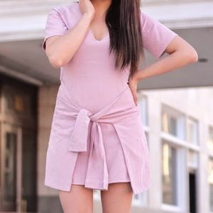 Missguided Dresses & Skirts - Mauve pink dress