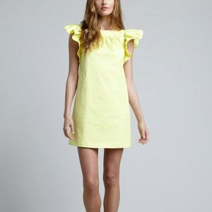 RED Valentino Dresses & Skirts - Red Valentino Lemon shift dress