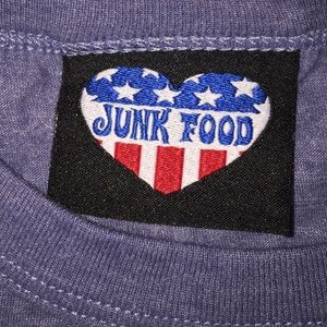 5ac0bb9a Junk Food Clothing Tops - Top Gun Movie Graphic T-Shirt from Junk Food