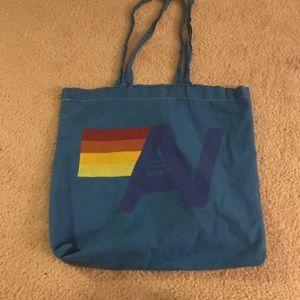 Aviator Nation Handbags - Aviator Nation beach bag.