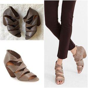 Corso Como Shoes - EUC Corso Como Carington Crossover Cut Out Wedges