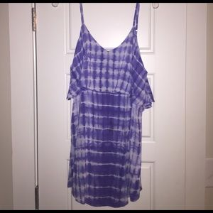 American Threads Dresses & Skirts - American Threads Tye-Dye dress