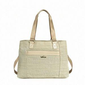 Kipling Handbags - Kipling Women's Kellyn Handbag Dazzling Beige