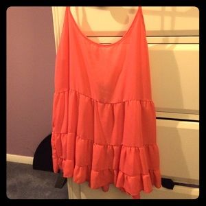 Rue21 Tops - Adorable spaghetti strap top with back tie