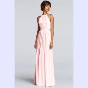 David's Bridal Dresses & Skirts - NWT David's Bridal Long Chiffon Dress