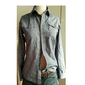 Frank & Oak Other - FRANK & OAK Button up Boyfriend Shirt