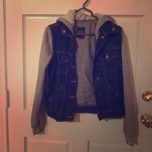 Stussy Denim Jacket Size Medium