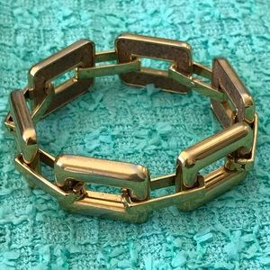 kate spade cork chain link bracelet