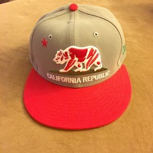 New Era Other - California Republic New Era Hat