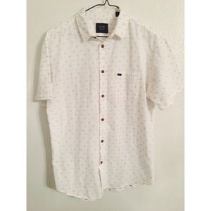Globe Other - Men's Globe Short Sleeve Button Down