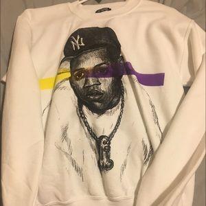 Dimepiece Jay-Z Sweater