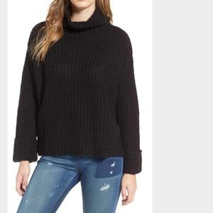 Leith Sweaters - Mock neck sweater