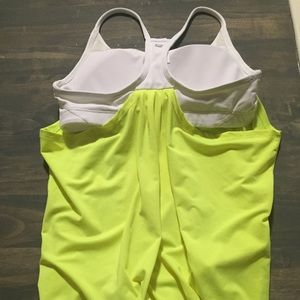 Fabletics Tops - NEW Fabletics workout tank with built in bra