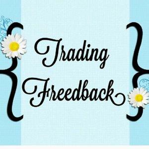 Trading Feedback!