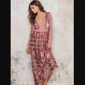 For Love and Lemons Dresses & Skirts - ✨HP✨ For Love and Lemons Juliet Maxi Dress XS NWT
