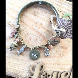 Jewelry - Western style charm bracelet