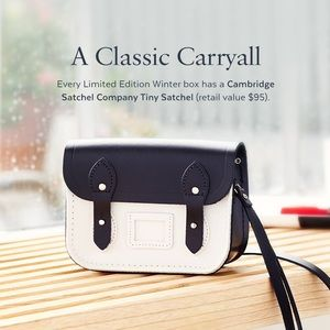 The Cambridge Satchel Company Handbags - NWT Cambridge Satchel Crossbody Popsugar