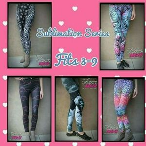 Other - Leggings by Legging Party