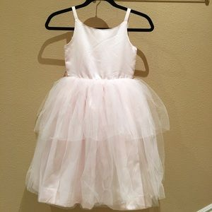 Us Angels Other - Pink Us Angels Tulle Skirt Dress