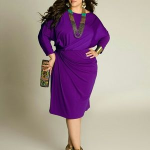 Igigi Dresses & Skirts - Brand New Igigi purple dress.