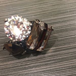 henri bendel Jewelry - Henry Bendel triple threat cocktail ring
