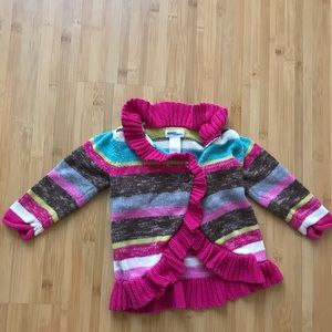 Osh Kosh Other - OshKosh rainbow Cardigan