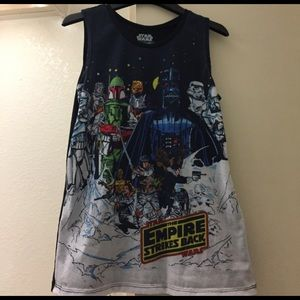Star Wars Tops - Star Wars The Empire Strikes Back tank