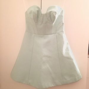 Keepsake Dresses & Skirts - Keepsake Corset Bustier Strapless Dress S NWT