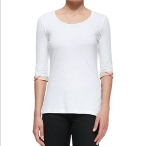 Burberry Tops - Authectic Burberry Top