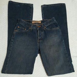 Mavi Denim - Mavi Molly Low Rise Jeans Size 24