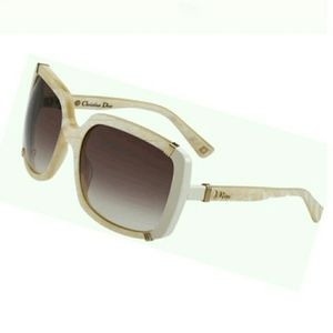 Christian Dior Accessories - 🌟RARE🌟Christian Dior Mother of Pearl Sunglasses