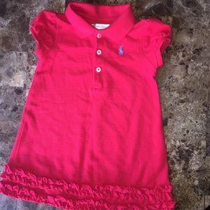 Ralph Lauren Other - Ralph Lauren baby tunic