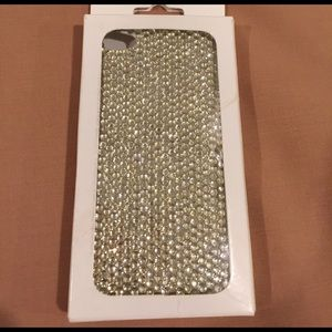 Accessories - iPhone 4/4S Sparkly Crystal Phone Case