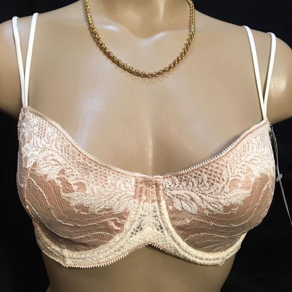 62aabe422e Wacoal Nude Absolute Elegance Contour Bra 34D NWT