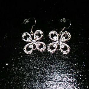 Beltshazzar Jewelry Jewelry - Butterfly Earrings NWNT