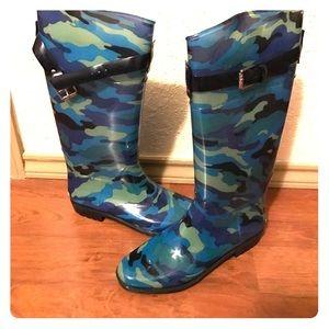 Lauren Ralph Lauren Shoes - Ralph Lauren Galoshes