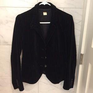 J Crew black blazer size 6