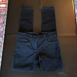 Theory Pants - Theory Black Corduroys