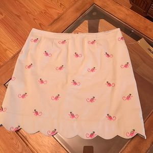 Lilly Pulitzer short skirt