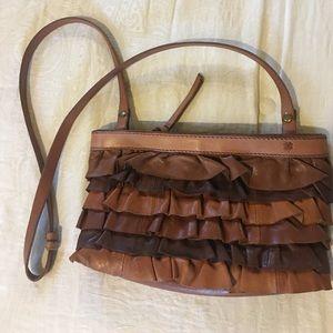 Lucky Brand leather crossbody bag