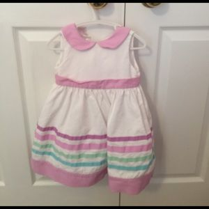 Gymboree Party/Easter dress 12-18 months