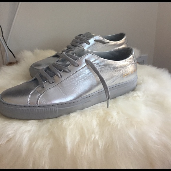 43 off common projects shoes sale common project woman achilles original low from giana 39 s. Black Bedroom Furniture Sets. Home Design Ideas