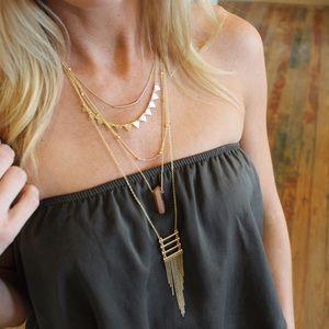 Infinity Raine Jewelry - 5 tier necklace set