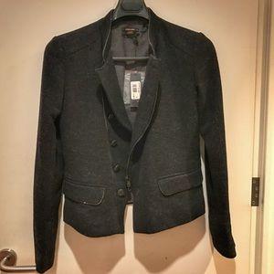 Diesel Black Gold Jackets & Blazers - Diesel Black Gold dark grey/black jacket, size M