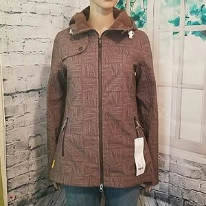 Lole Jackets & Blazers - NWT Women's Lole Stunning Jacket, coco, SMALL/MED