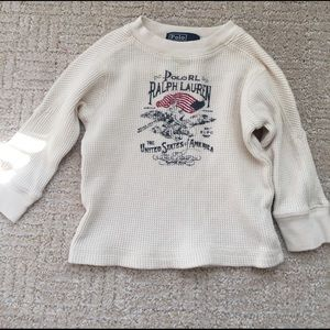 Polo by Ralph Lauren Other - Babyboy Polo thermal top